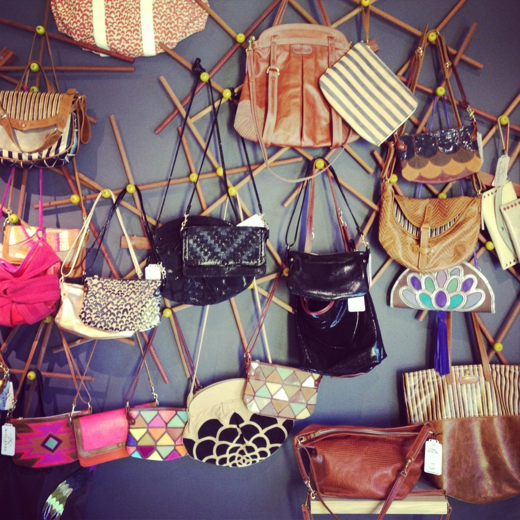 Wishing that one of these Missibaba handbags would miraculously find its way onto my arm. Sigh.