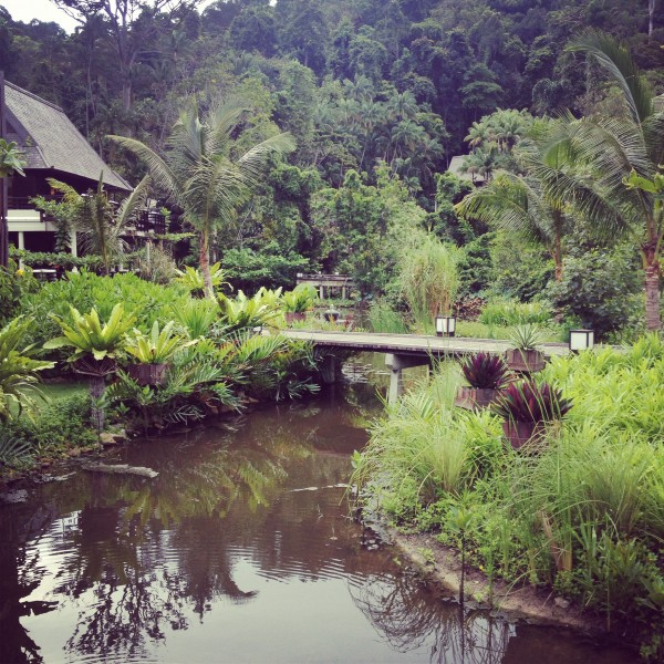 The Paths at Gaya Island Resort