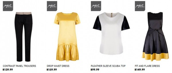 Anisa Mpungwe for Mr Price 1
