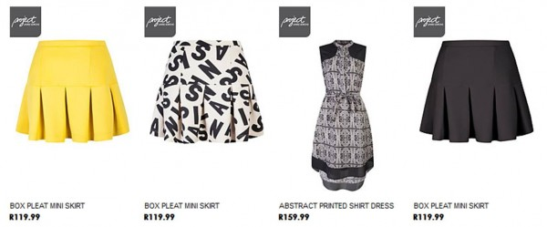 Anisa Mpungwe for Mr Price 2