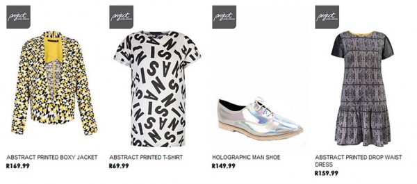 Anisa Mpungwe for Mr Price 4