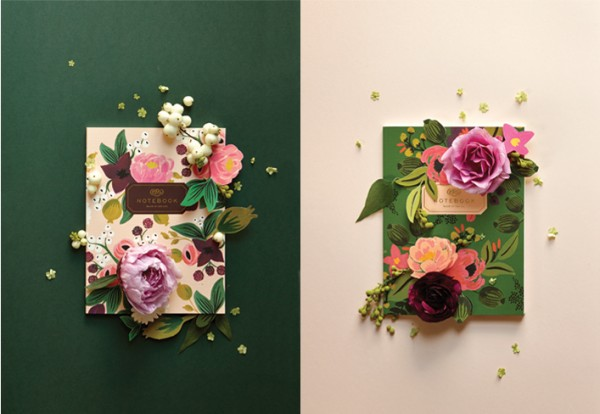 Rifle Paper Co In Bloom Look Book 1