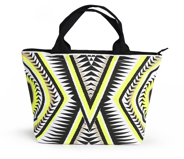 Tribal trader tote