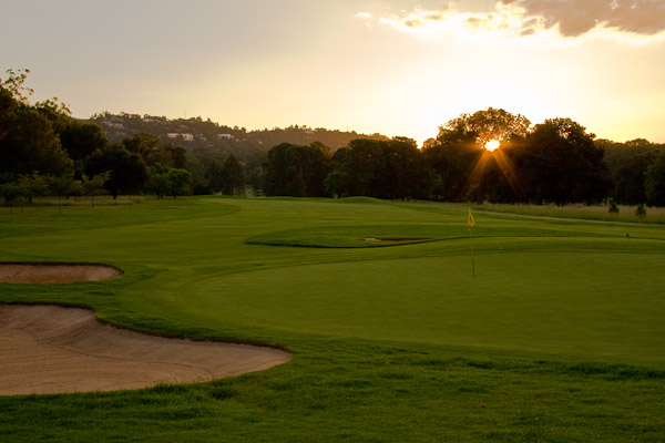 Royal Johannesburg Golf Course