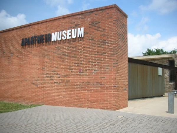 Its museums {Apartheid Museum}
