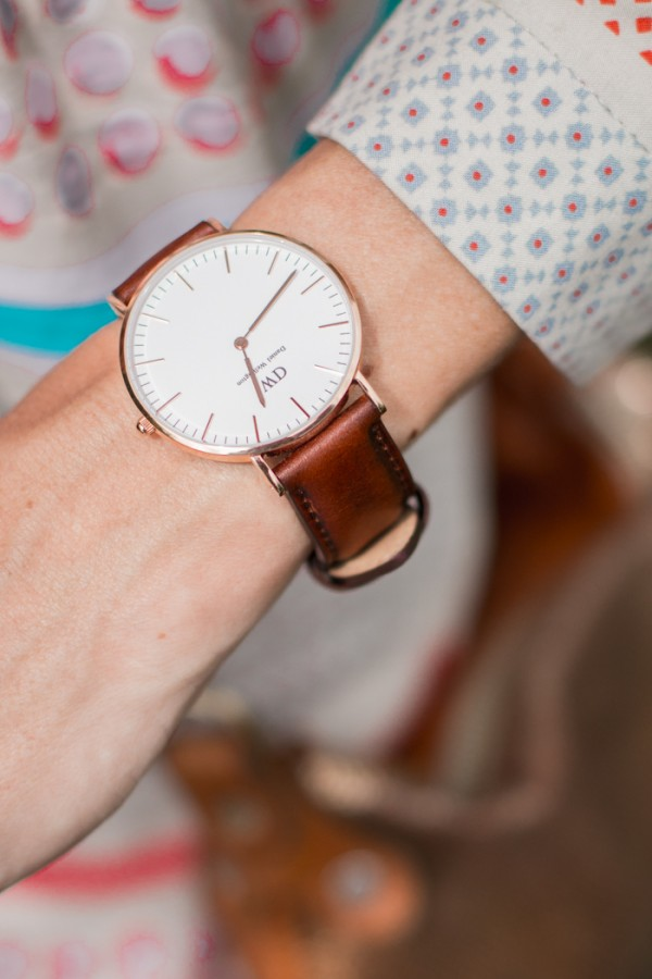 Daniel Wellington St Andrews Lady Watch