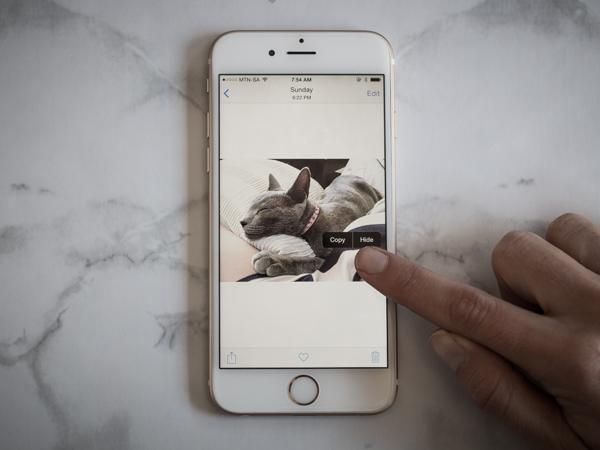 Brandslut iPhone 6 Image 8