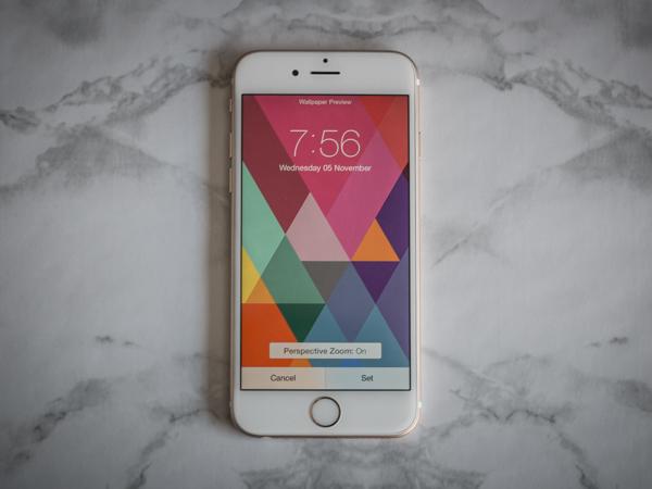 Brandslut iPhone 6 Image 4