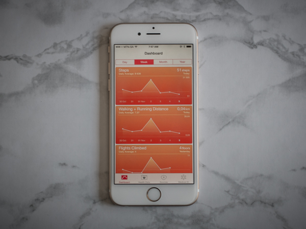 Brandslut iPhone 6 Image 9