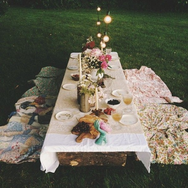 Mystery Picnic