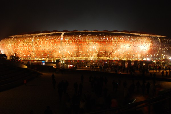 The FNB Stadium via