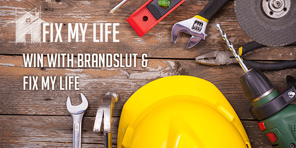 Win With Fix My Life and Brandslut