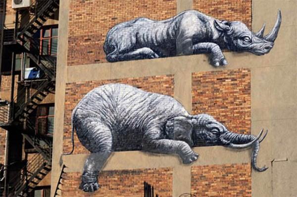 Street Art via