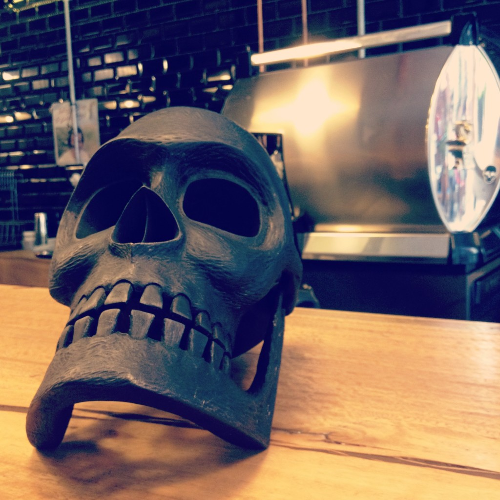 Deluxe Coffee, Roodehek Street. It'll change your life.