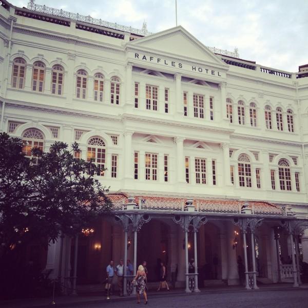 Raffle's Hotel