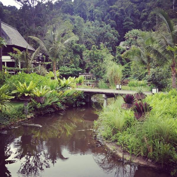 The Paths at Gaya Island Resort