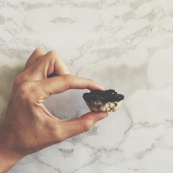 Brandslut's Decadent Chocolate Macadamia Nut Cups 10