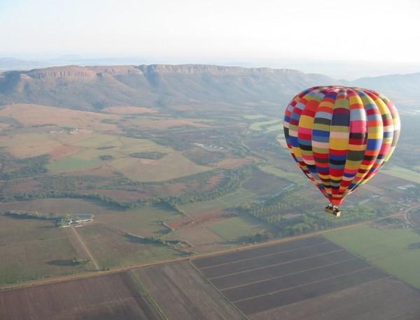 Hot Air Ballooning via